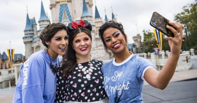 Character Couture Makeovers at Walt Disney World Resort