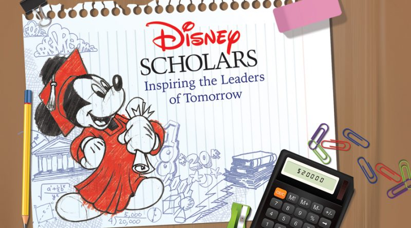 disney scholars program