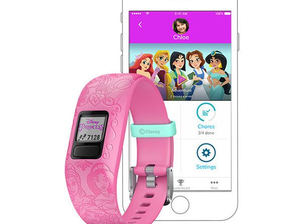 vivofit garmin disney kid
