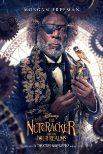 The Nutcracker and the Four Realms Drosselmeyer
