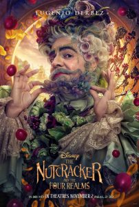 The Nutcracker and the Four Realms Hawthorn