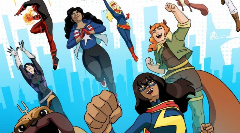 Marvel Rising Secret Warrior