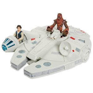 Toy Box Millenium Falcon Vehicle