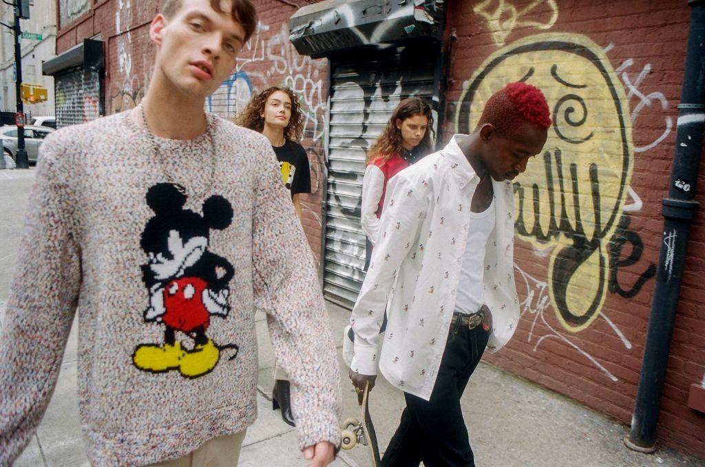 rag & bone x Disney Mickey Mouse