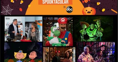 October Spooktacular ABC