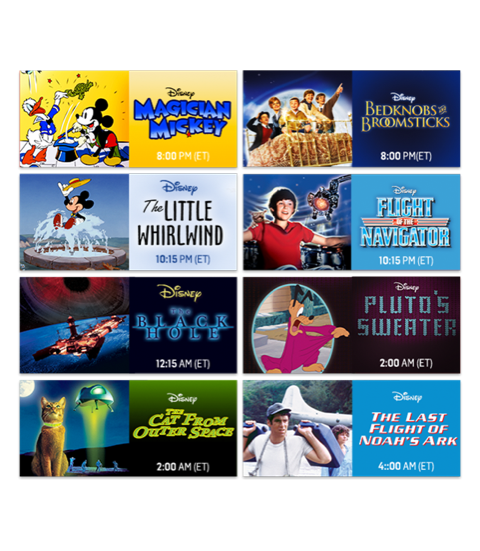 Treasures from the Disney Vault - Fall 2018