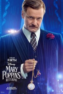 Mary Poppins Returns Colin Firth