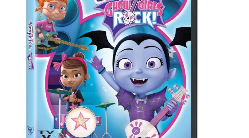 Vampirina Ghoul Girls Rock