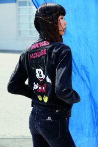 Levi's x Disney Mickey Mouse Collection