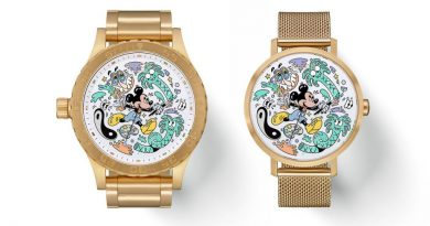 Nixon and Steven Harrington X Disney