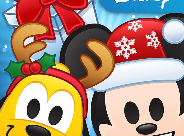 disney emoji blitz christmas
