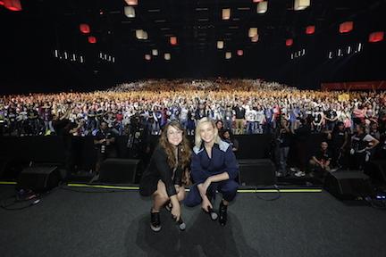 Brie Larson Captain Marvel Brazil CCXP