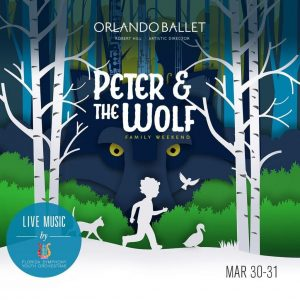 Peter and the Wolf Orlando Ballet