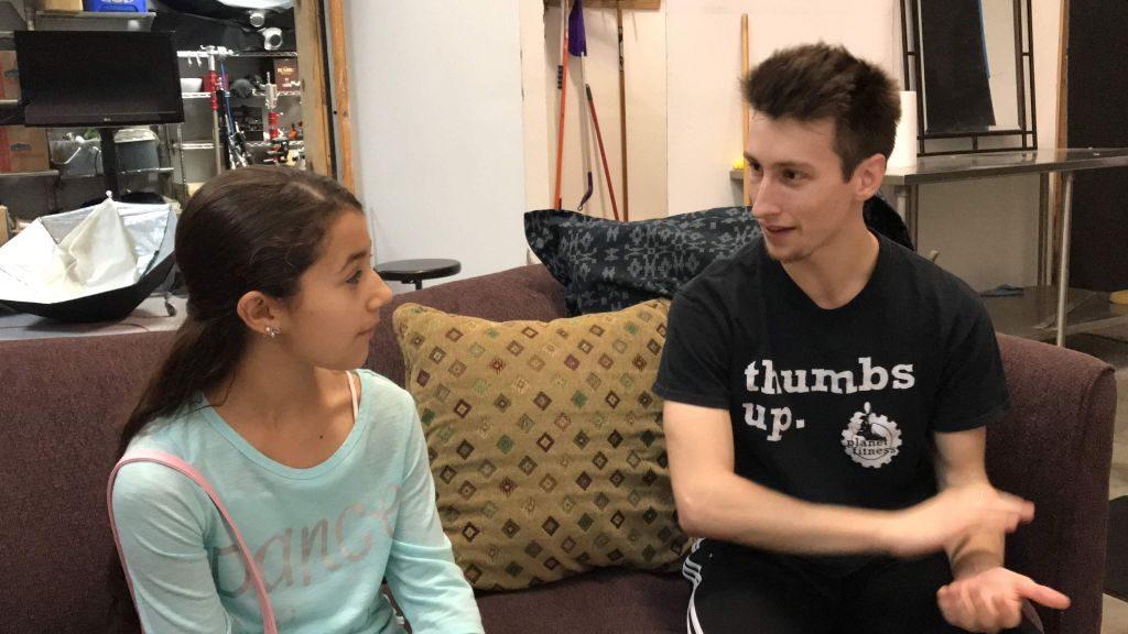 Orlando ballet Interviews Nick