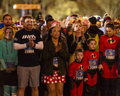 Army Veteran Eric Donoho Participates in Walt Disney World 5K as Triumph over Personal Tragedies