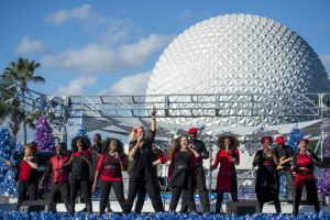 festival of the holidays epcot