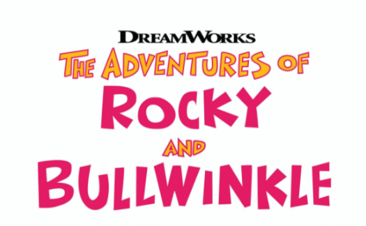 Dreamworks The Adventures of Rocky & Bullwinkle