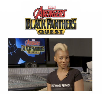 Marvel's Avengers: Black Panther's Quest Anika Noni Rose