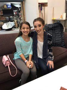Orlando Ballet Interviews, Isabella
