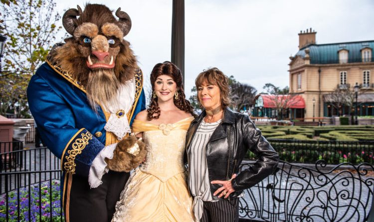 Paige O'Hara Visits Walt Disney World Resort