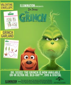 The Grinch Valentines Day