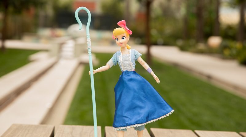 Toy Story Bo Peep Talking Action Figure