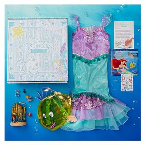 disney princess collection ariel