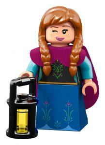Disney Lego Minifigures New Series 2 Anna