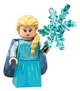 Disney Lego Minifigures New Series 2 Elsa