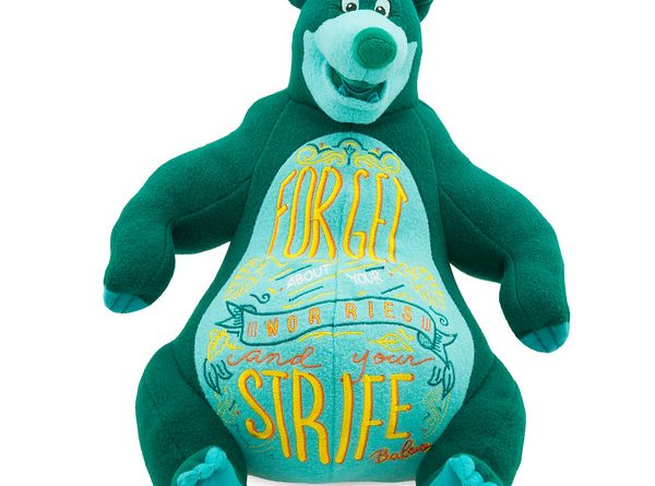 Disney Wisdom March Collection Baloo