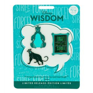 Disney Wisdom March Collection Pin Set