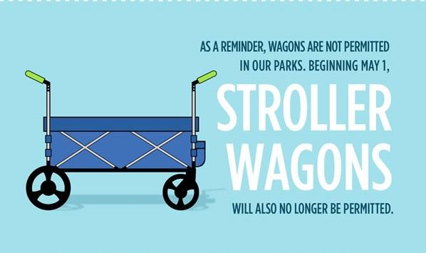 WDW DL Stroller Wagons