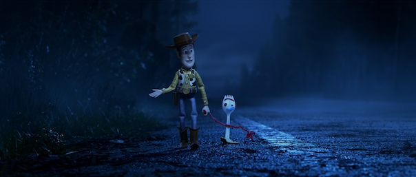 toy story 4 woody forky