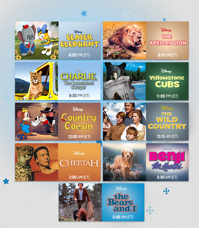 treasures disney vault spring 2019