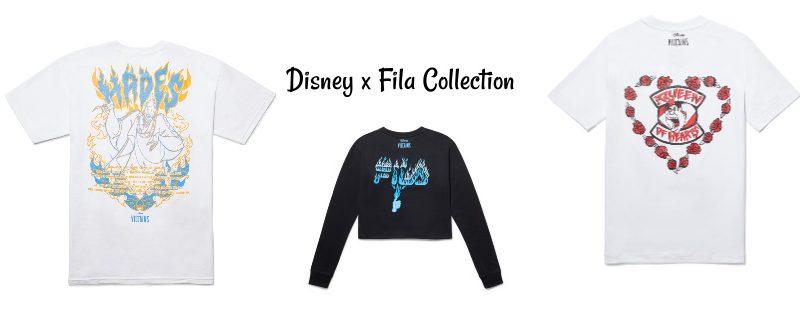 Disney x Fila