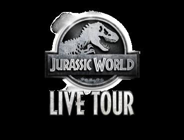 Jurassic world live tour logo