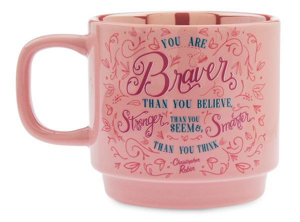 disney wisdom April collection Piglet coffee mug