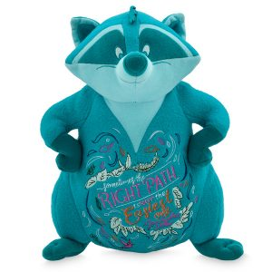 Disney Wisdom May Collection Meeko Plush