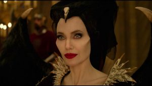 Angelina Jolie is Maleficent in Disney's MALEFICENT: MISTRESS OF EVIL.
