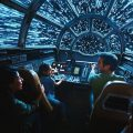 Star Wars Galaxy Edge Millennium Falcon