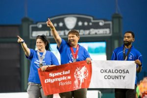 special olympics opening ceremony wide world of sports