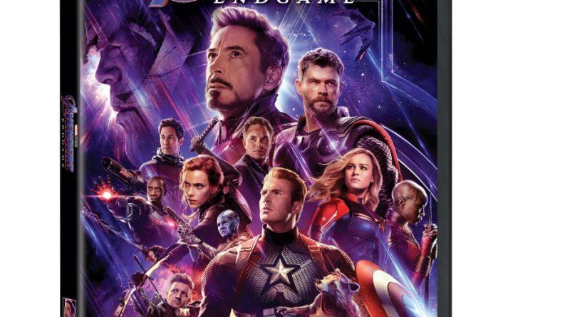 Avengers Endgame BluRay