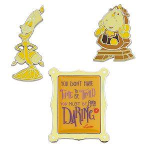 Disney Wisdom Collectible Series june 2019 pins