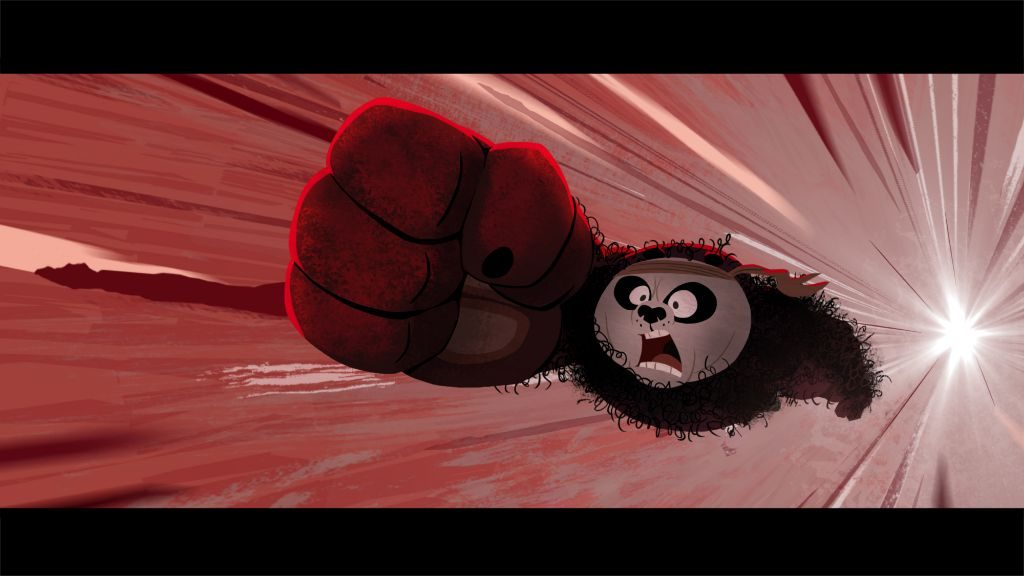 Kung Fu Panda Paws of Destiny