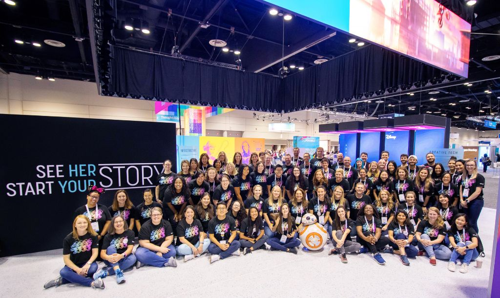 disney grace hopper 2019