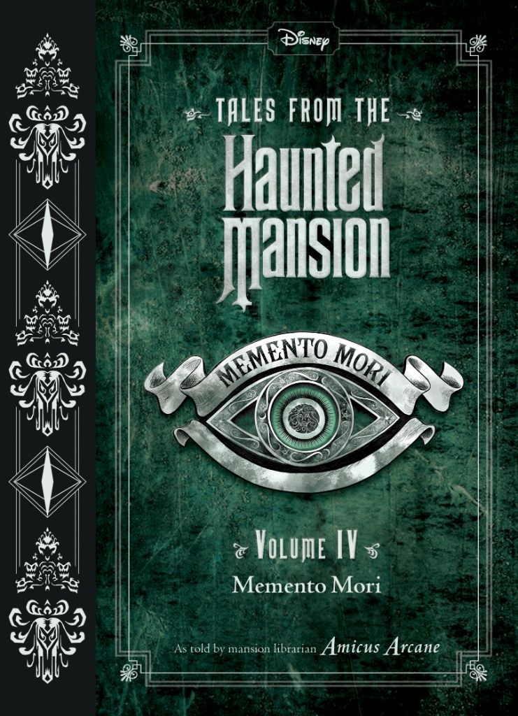 tales haunted mansion volume 4 memento mori
