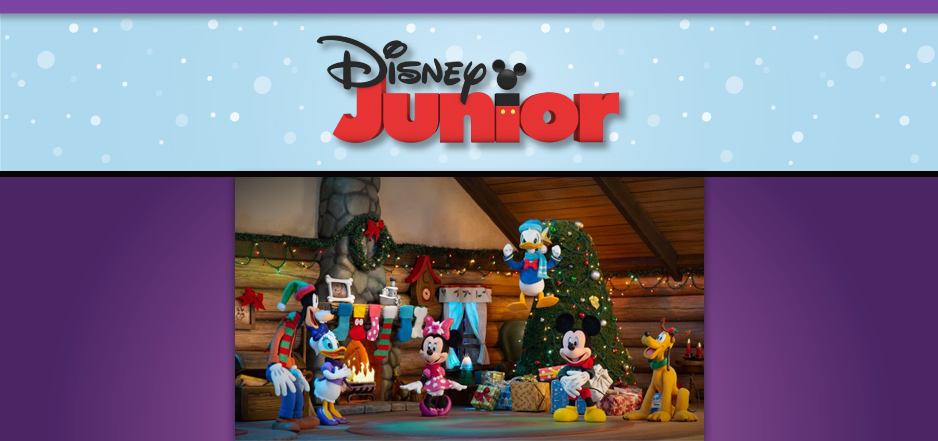 mickey mouse and the magical holiday bag disney junior