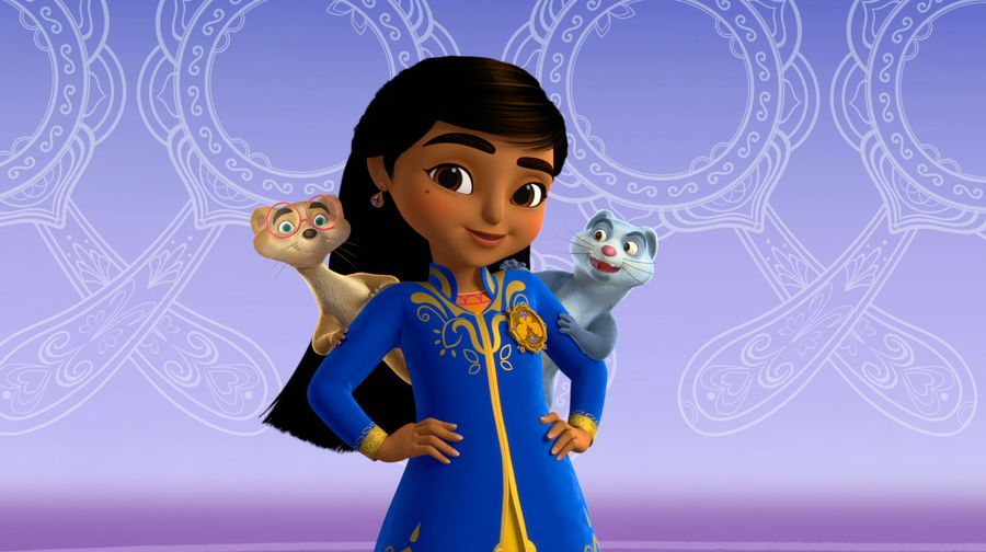 Disney Junior's 'Mira, Royal Detective' to Air Next Month