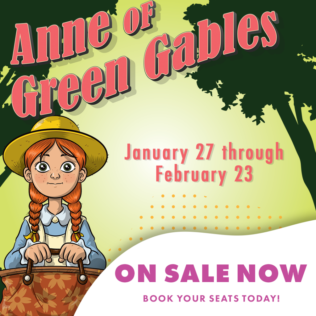 anne of green gables orlando rep