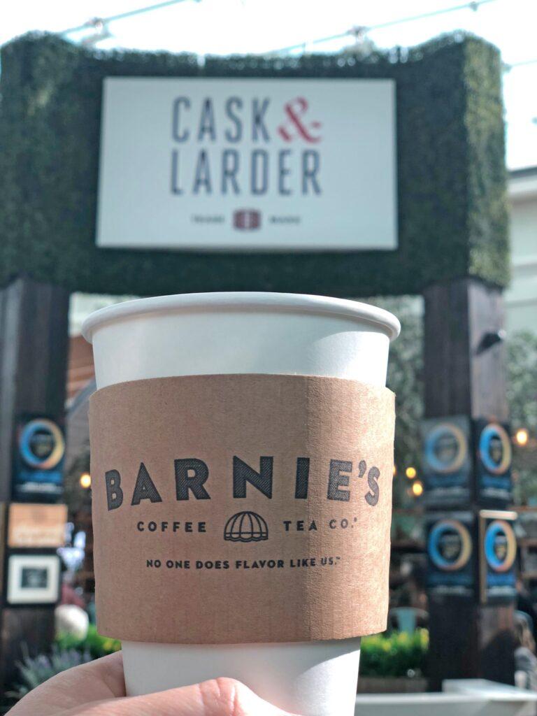 Barnies Cask & Larder at MCO